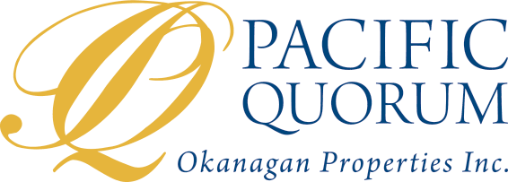 Pacific Quorum (Okanagan) Properties logo