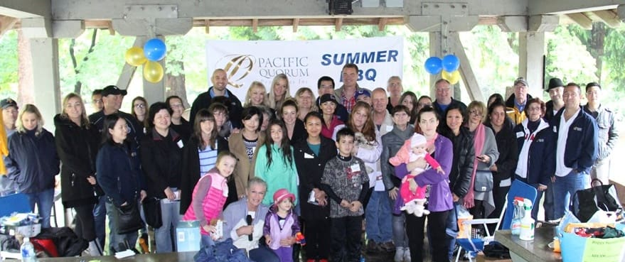 PQ's 2015 Summer BBQ at Queen's Park in New Westminster