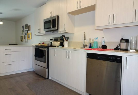 2 BR + 1 Bath Apartment Rental on McPherson Crescent in Penticton!